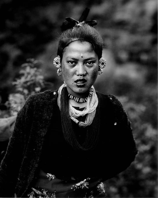 MM050 Faces of Nepal #03 / Click to Supersize